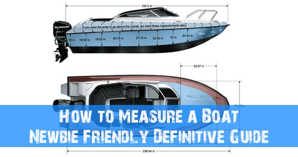 How to Measure a Boat
