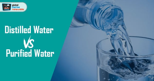 Difference Between Distilled And Purified Water