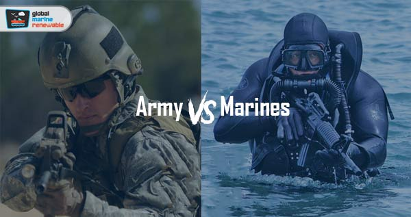 Difference Between Marines And Army