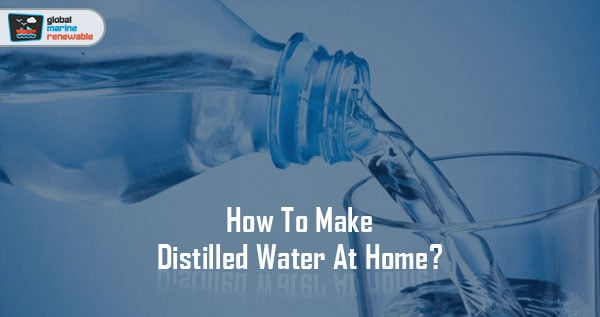 How To Make Distilled Water At Home