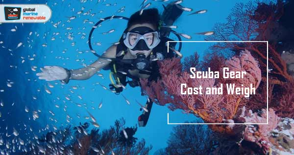 scuba-gear-cost-and-weigh