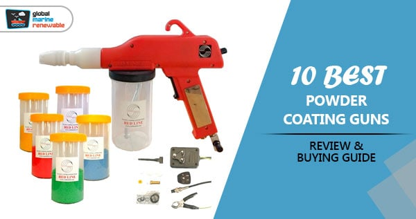 Best Powder Coating Guns