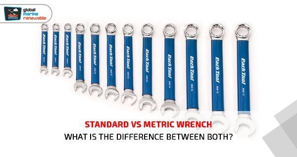 Standard vs Metric Wrench