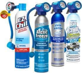 Types of AC Recharge Kit