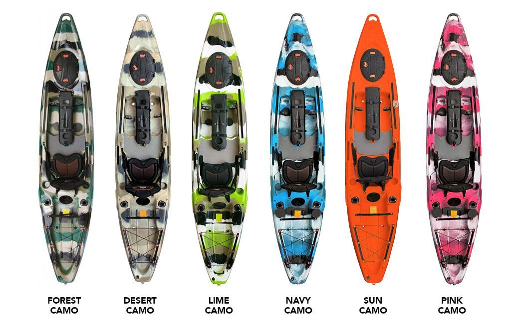 Best Kayaks For a Large Person
