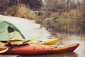 best kayaks for camping